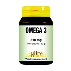 NHP Omega 3 510 mg (90 capsules)