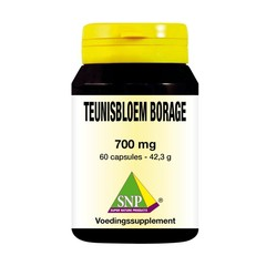 SNP Teunisbloem & borage 700 mg (60 capsules)