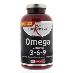 Lucovitaal Omega 3 6 9 (480 capsules)