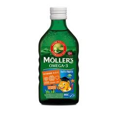 Mollers Omega-3 Tutti frutti (250 ml)