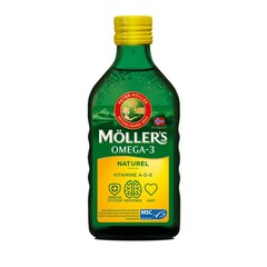 Mollers Omega-3 Naturel (250 ml)