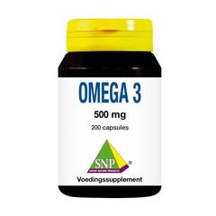 SNP Omega 3 500 mg (200 capsules)