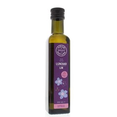 Your Organic Nat Lijnzaadolie bio (250 ml)