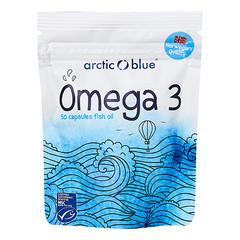 Arctic Blue Pure arctische visolie MSC (50 capsules)