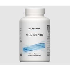 Nutramin NTM Mega fresh 1000 (90 capsules)