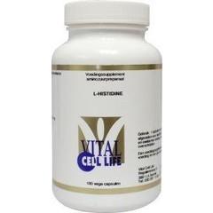 Vital Cell Life L-Histidine 500 mg (100 capsules)