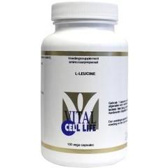 Vital Cell Life L-Leucine 400 mg (100 capsules)