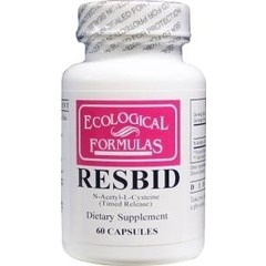 Ecological Form Resbid (60 capsules)