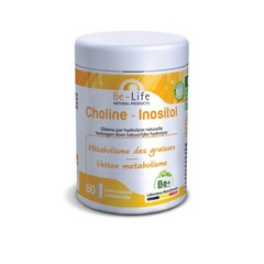 Be-Life Cholin inositol (60 softgels)