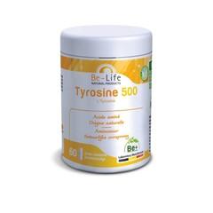 Be-Life Tyrosine 500 (60 softgels)