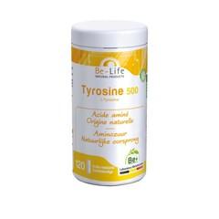 Be-Life Tyrosine 500 (120 softgels)