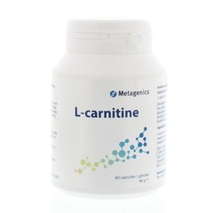 Metagenics L-Carnitine (60 capsules)