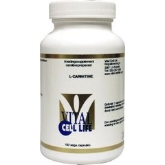 Vital Cell Life L-Carnitine 335 mg (100 vcaps)