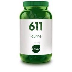 AOV 611 Taurine 500 mg (60 capsules)