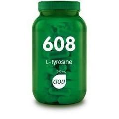 AOV 608 L-Tyrosine 500 mg (60 capsules)