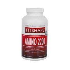 Fitshape Amino 2200 mg (325 tabletten)