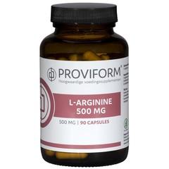 Proviform L-Arginine 500 mg (90 capsules)