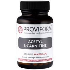 Proviform Acetyl L-carnitine 500 mg (30 vcaps)