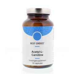 Best Choice Acetyl l carnitine (30 capsules)
