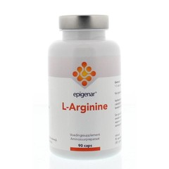 Epigenar L-arginine (90 capsules)