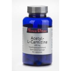 Nova Vitae Acetyl l carnitine 588 mg (60 capsules)
