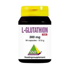 SNP L-Glutathion 300 mg puur (90 capsules)