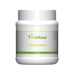 Elvitaal L-Glutamine (500 gram)