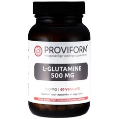 Proviform L Glutamine 500 mg (60 vcaps)