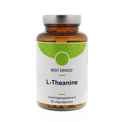 Best Choice L Theanine 200 mg (60 capsules)