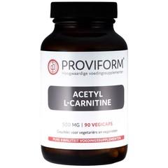 Proviform Acetyl L-carnitine 500 mg (90 vcaps)