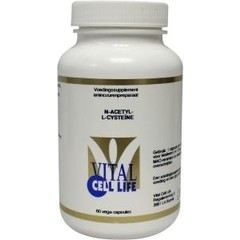 Vital Cell Life N Acetyl L Cysteine (100 capsules)