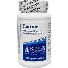 Biotics Taurine 500 mg (100 capsules)
