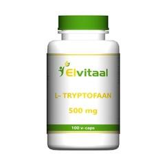 Elvitaal L-tryptofaan (100 vcaps)