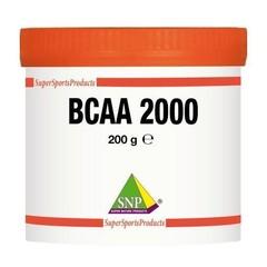 SNP BCAA XXL puur (200 gram)
