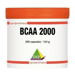 SNP BCAA 2000 puur (200 capsules)