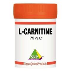 SNP L-carnitine XX puur (75 gram)