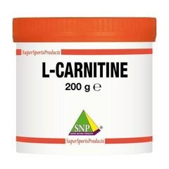 SNP L-carnitine XXL puur (200 gram)