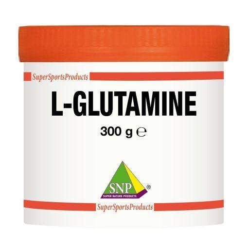 SNP SNP L-Glutamine puur (300 gram)