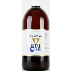 Vital Cell Life MCT C8 olie (1 liter)