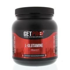 Getpro L-Glutamine (500 gram)