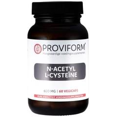 Proviform N-acetyl L-cysteine 600 mg (60 vcaps)