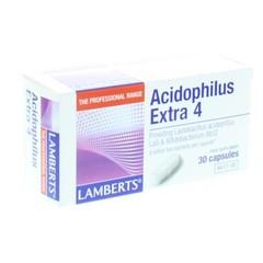 Lamberts Acidophilus Extra 4 (30 capsules)