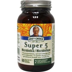 Udo S Choice Super 5 Microprobiotic (60 tabletten)