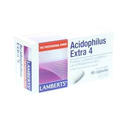Lamberts Acidophilus Extra 4 (60 capsules)