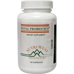 Nutri West Total probiotics (120 capsules)