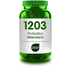AOV 1203 Probiotica weerstand (v/h 1112) (60 vcaps)