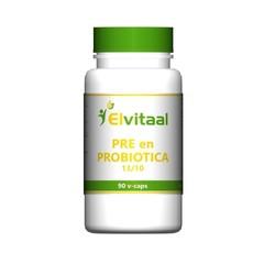 Elvitaal Pre- en probiotica 13/10 (90 vcaps)