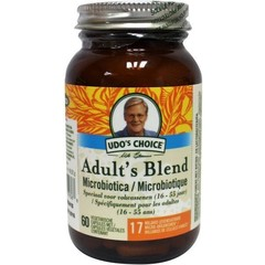 Udo S Choice Adult blend probiotica (60 capsules)