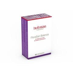 Nutrisan Probiotic caps yeast balance (30 capsules)