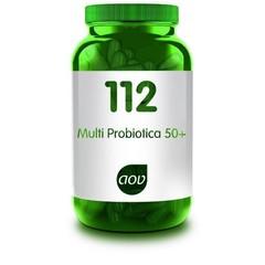 AOV 112 Multi probiotica 50 plus (60 capsules)